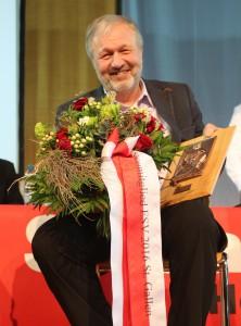 Max Rombach - Ehrenmitglied ESV Foto: Emil Bürer